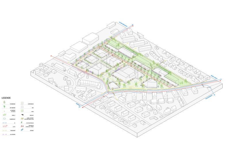 Infrastruktur und Landschaftsarchitektur
