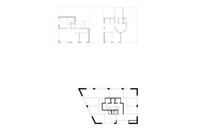 Erdgeschoss / Haus H