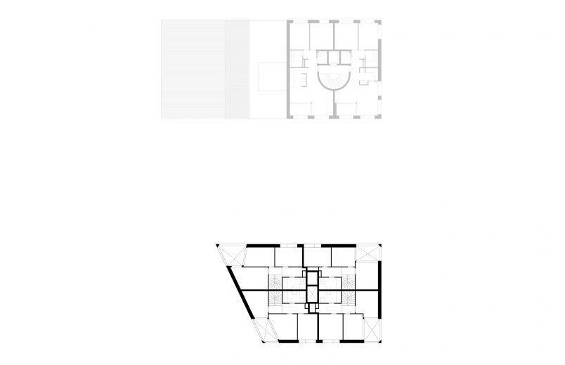 5. Obergeschoss / Haus H