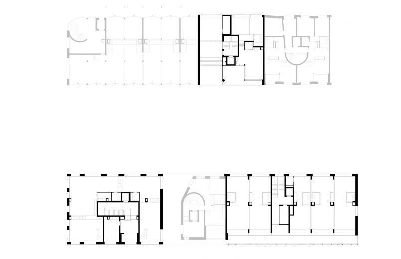 Erdgeschoss / Haus C