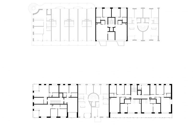 Regelgeschoss / Haus C