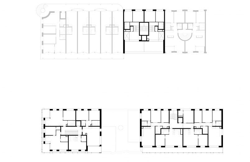 4. Obergeschoss / Haus C