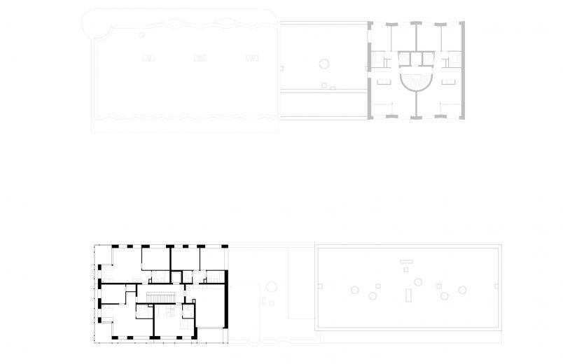 5. Obergeschoss / Haus C